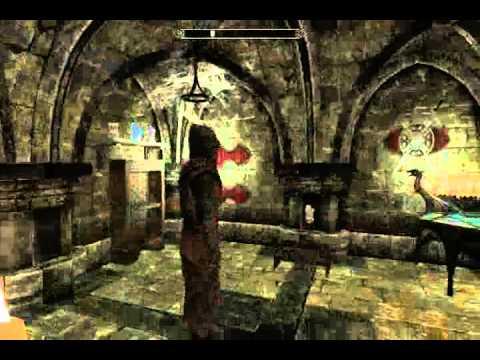Xbox 360 Skyrim Mod Dawnguard Hearthfire New Game Modded Safe House for Regular