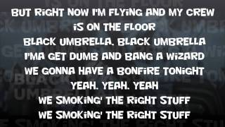 Miley Cyrus - Black Umbrella (The Right Stuff ) (BLR)