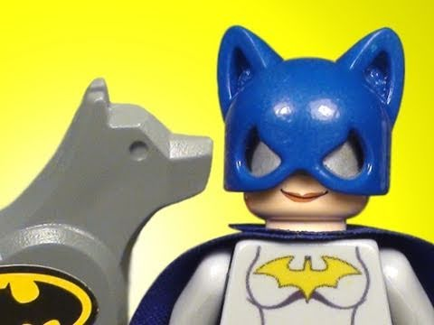 Lego Batman - New Sidekicks