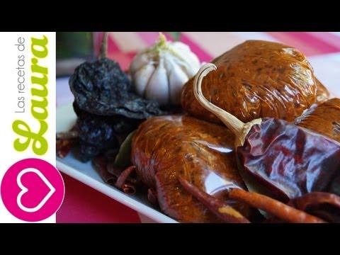 Chorizo de Pavo ¡Saludable! ♥ Receta de chorizo casero ♥home made Chorizo