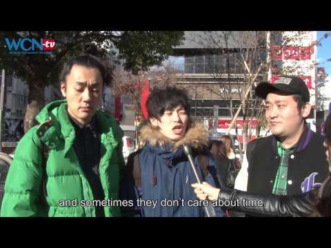 WCN-tv.com Tokyo Voice Should Japan Legalize Marijuana? 日本語、ENG