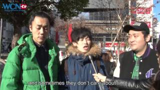 WCN-tv.com Tokyo Voice Should Japan Legalize Marijuana? 日本語、ENG