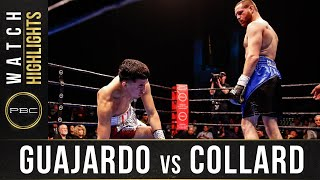 Guajardo vs Collard HIGHLIGHTS: PBC on FS1 - February 1, 2020
