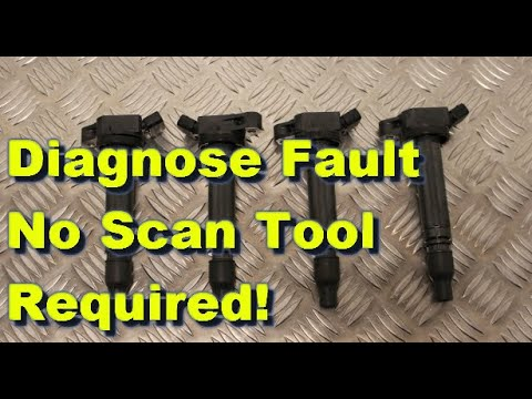 How to Diagnose Faulty Coil Pack
