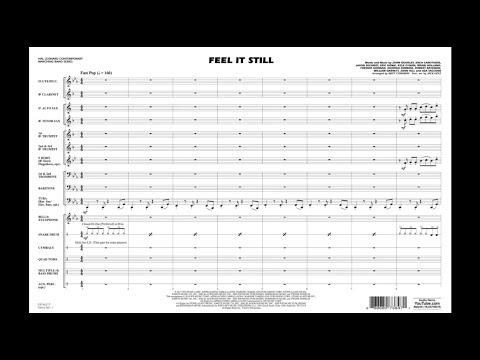 Feel It Still arranged by Matt Conaway MP3
