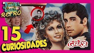 15 Curiosidades de Grease (Vaselina) - Retro #5 | Popcorn News