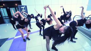Crazy in love LuckyStar Low Choreography