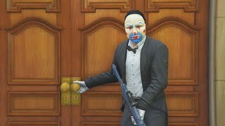 EXTREME BANK HEIST FINALE (GTA 5 Heists Funny Moments)