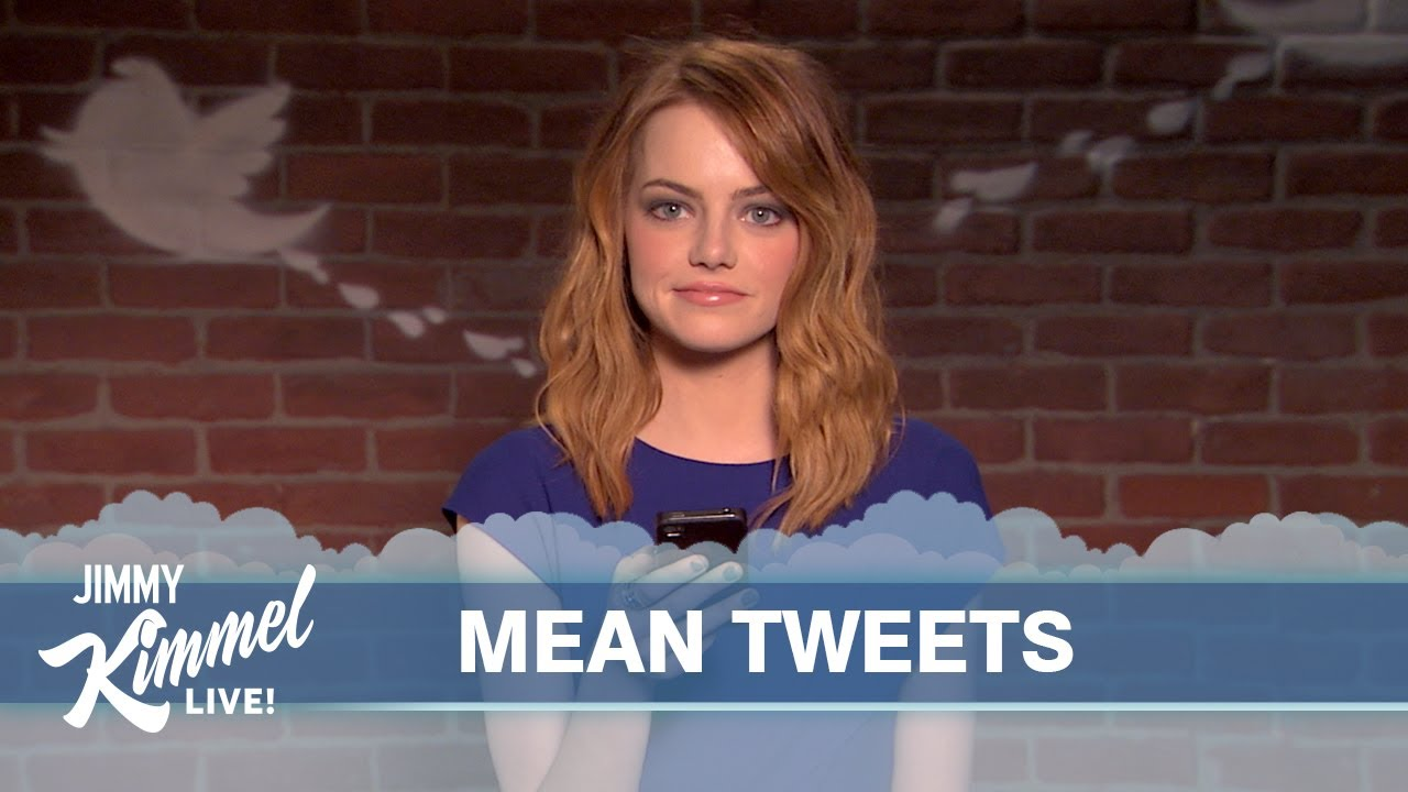Mean Tweets – Music Edition #4 - YouTube