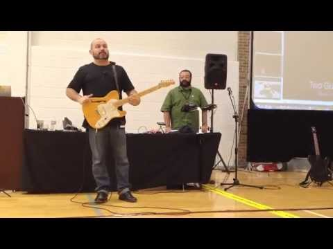 Kevin Honeycutt Speaks to Bloomfield Hills Schools Staff - 07/31/2014