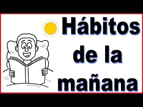 Hábitos de mañana de personas exitosas   Cómo comenzar bien el día