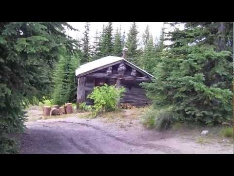Wallis Cabin Video