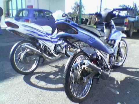 yamaha z 125 kythira