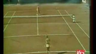Evert Navratilova French Open 1975