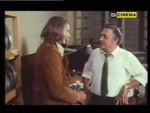 Federico Fellini - [DOC] Felliniana - Capitolo 8(9) - Silenzio (Rai Sat Cinema)