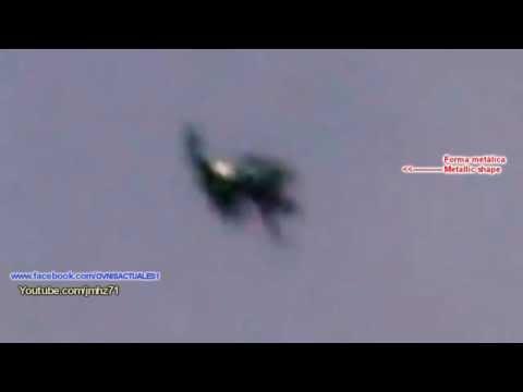 UFO abducts a cat in Moscow Russia▬OVNI Rapta un gato en Rusia 07/06/2015