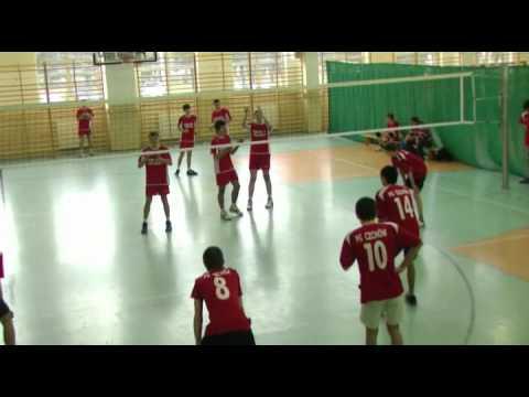 Sport Szkolny - Gimnazjada - Siatkówka Chłopców - Czchów, 27.02.2012