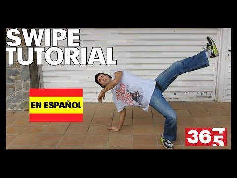 Cómo Hacer Swipes O Turbinas (break Dance Tutorial) video