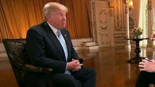 Donald Trump Anderson Cooper CNN interview (part 1)