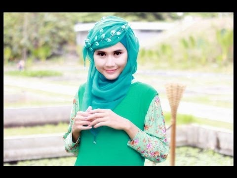 Modern Hijab Tutorial | Lady-Like Paris Hijab for Party and Casual Events by Didowardah - Part #31