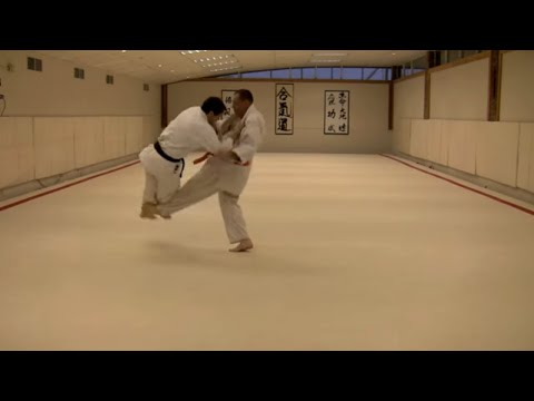 Judo Throwing- Okuri Ashi Harai - Building Double Foot Sweep Image 1