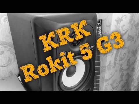 🔈Мониторы KRK Rokit 5 G3 - Обзор