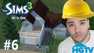 The Sims 3: All In One - Renovation Episode Fail - Part 6