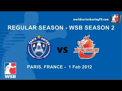 Paris vs Beijing - Week 4 WSB Season 2