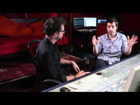 Aymeric Dupas et les audis Palo Alto : le mixage film avec ICON D-Control et Pro Tools|HDX