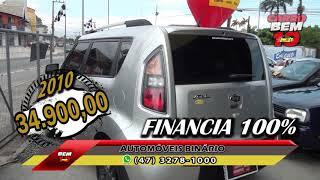 PROGRAMA CARRO BEM 10 - AUTOMÓVEIS BINÁRIO 20-04-2019