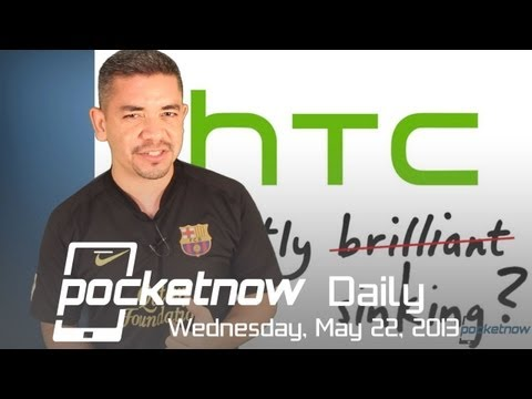 HTC quietly sinking, Google Drive improves, YouTube on WP8 watered & more - Pocketnow Daily