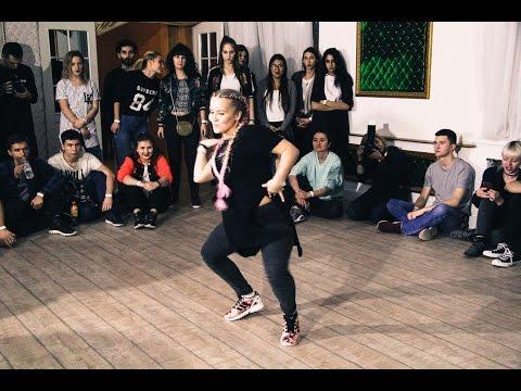 DHI SIBERIA 2016  BATTLE OF STYLES CHEER  (BREAKDANCE) vs  GAIKA(DANCEHALL)
