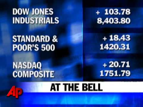 June 1: Stocks Rally on Positive Economic Data