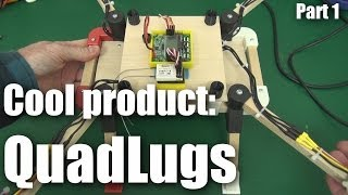 Quadlugs multirotor kits (part 1)
