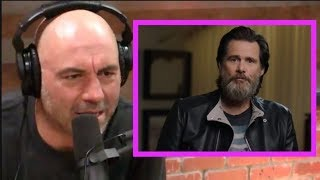"Joe Rogan on Jim Carrey 'He Must've Had Psychedelic Experiences"""