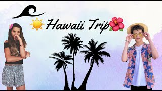 ☀️Hawaii Trip🌺~ Episode 1| Planning
