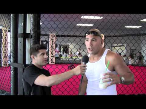 Brandon Vera interview pre-UFC 137 Image 1