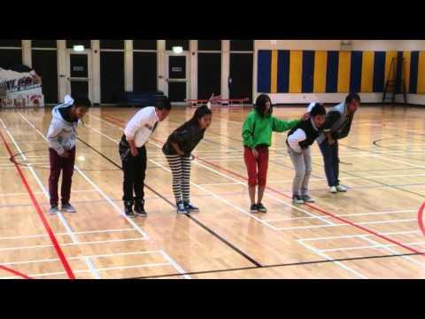 Dance Floor Terrorist (DFT) screening at 2nd DOHA HIPHOP Challenge - Qatar Academy