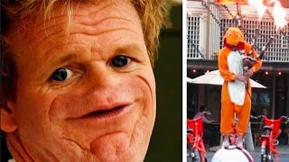Gordon Ramsay teaches you how to bang | The most creative Charmander | Meme Review Monday