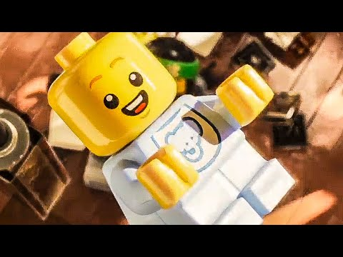 Lego Ninjago Movie Funny Outtakes Bloopers 2017