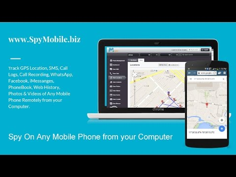 Hack and Spy on Any Mobile Phone - Track GPS Location, Whatsapp, imessanger..