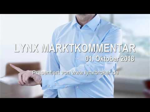 DAX: Negative Vorzeichen | LYNX Marktkommentar