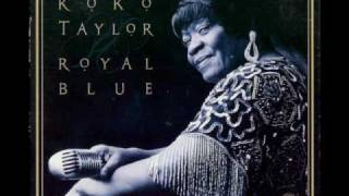 Watch Koko Taylor Ernestine video