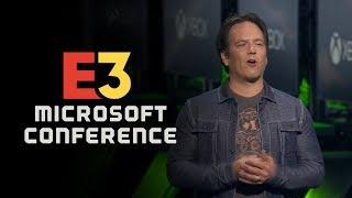 E3 2018: Microsoft Press Conference - 4Player Reacts