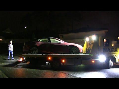 #13 Tesla Model S videos: Bad Luck