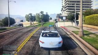 GTA 5  House, car and bike.