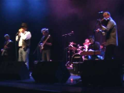 Cold cold Heart/Hans Molenaar on drums w/Charlie McCoy&The United 2005