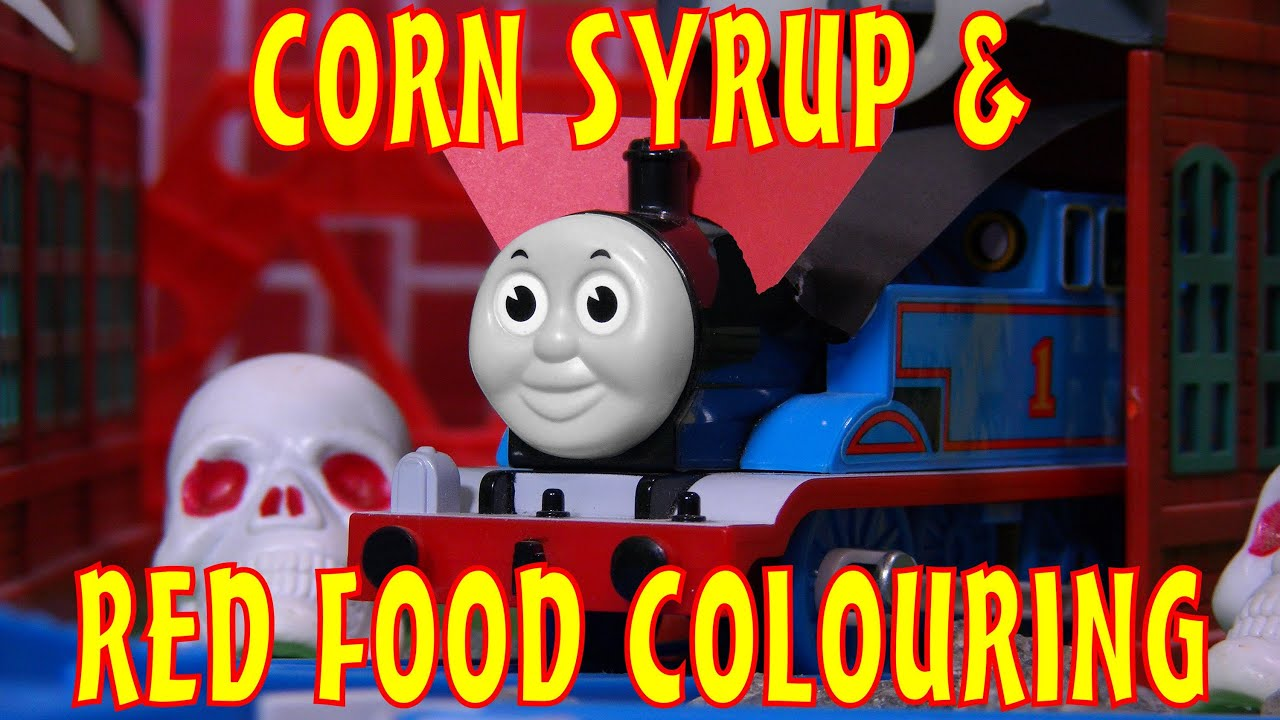 Tomica Thomas Amp Friends Short 7 Corn Syrup Amp Red Food