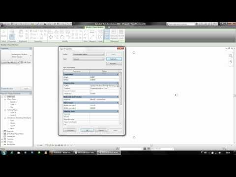 Revit   Brises com Curtain Walls