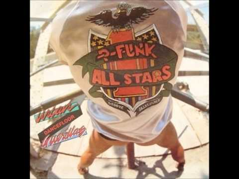 P-Funk All Stars - Copy Cat 1983